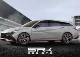 У Мережі представили Hyundai Elantra N в універсалі