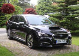 Subaru може відродити універсал WRX