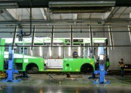 ЗАЗ побудує автобус, який продаватимуть під брендом Mercedes