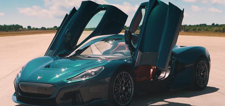 Нова заявка на найшвидший автомобіль у світі