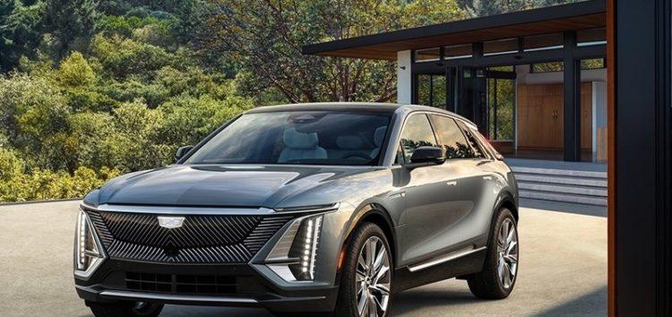 Cadillac запустив в продаж Lyriq