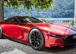 Mazda випустить дводверний спорткар в стилі RX-8