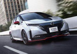 У Nissan Note з'явилася «заряджена» версія Nismo