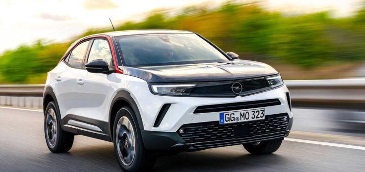 Новий SUV від Opel пройшов лосиний тест (відео)