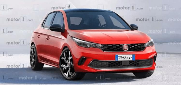 Новий Fiat Punto дебютує в 2023-му