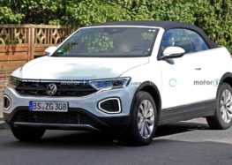 Volkswagen оновить свій єдиний кабріолет T-Roc