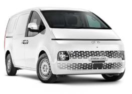 Hyundai Staria отримав вантажну версію