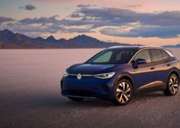 Volkswagen випустив повнопривідний ID.4