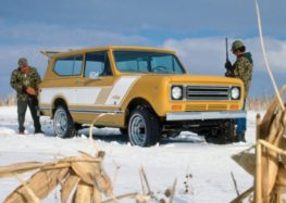 Volkswagen поверне відомий позашляховик Scout