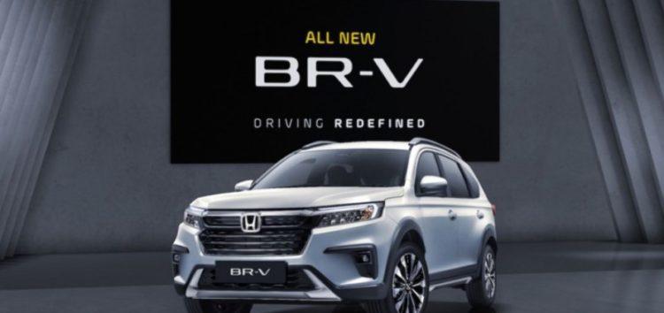 Honda випустила семимісний BR-V другого покоління