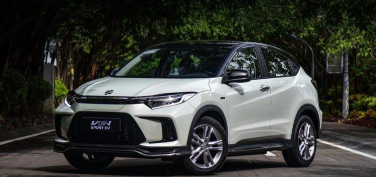 Honda розказала про Everus VE-1