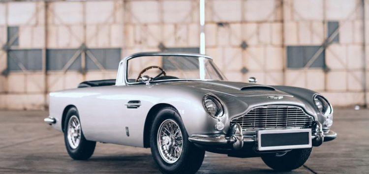 Aston Martin анонсував іграшкову версію DB5 James Bond Edition