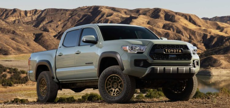 Toyota оновлятиме моделі Tacoma і 4Runner