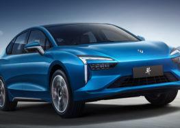 Renault представила новий електричний седан