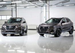 Nissan випустив Qashqai і X-Trail в нових модифікаціях