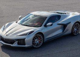 Chevrolet показав новий Corvette