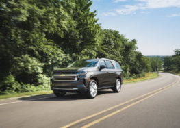Chevrolet оновив модель Tahoe 2022 року