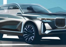 BMW подала патент на нові двері