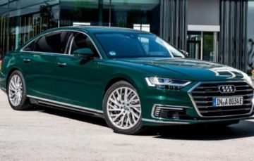 Audi презентувала новий A8 L
