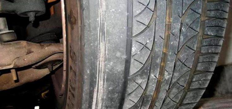 Про що говорить знос шин