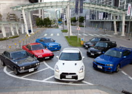 Nissan перетворить модель Skyline в кросовер