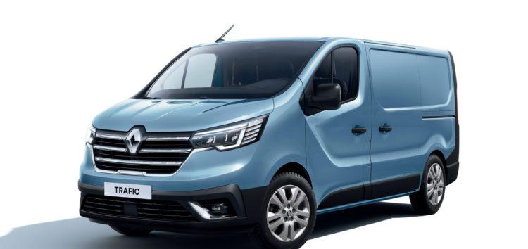 Renault почала продажі оновленого Trafic