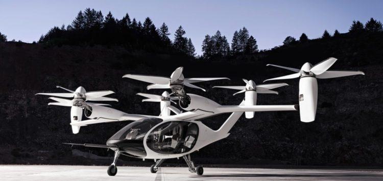 Airbus планує випустити електричне аеротаксі до 2025 року