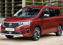 Nissan зробив копію Renault Kangoo
