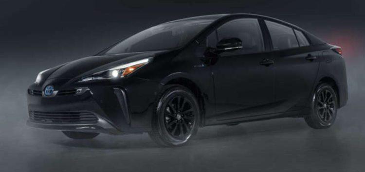 Toyota може випустити Prius з водневим двигуном