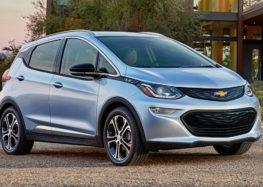 LG розпочала поставки виправлених батарей для електрокарів Chevrolet Bolt EV