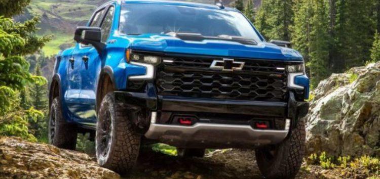 Відбувся офіційний дебют оновленого Chevrolet Silverado