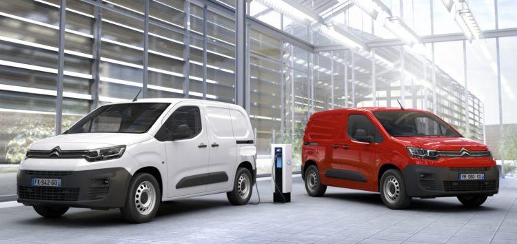 Презентували електрокар Citroen e-Berlingo
