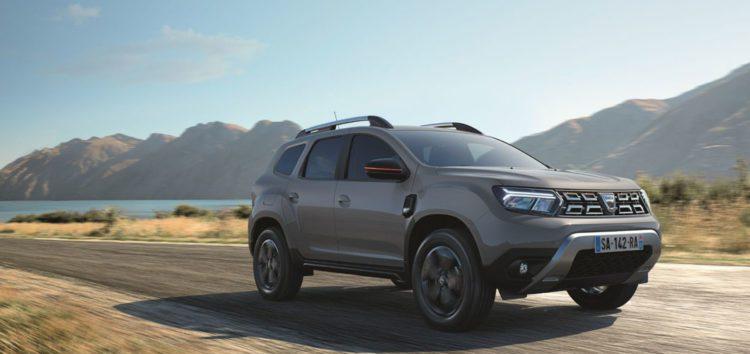 Оновлений Duster 2022 представили в заводському тюнінгу