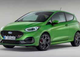 Є новий Ford Fiesta для європейського авторинку