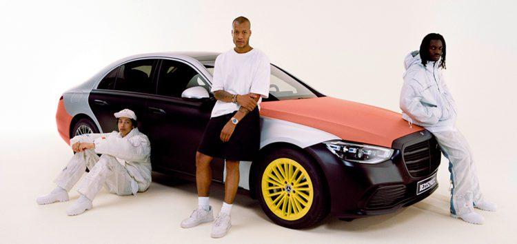 Mercedes представив одяг з подушок безпеки (відео)