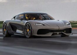 Koenigsegg будує чотиримісний гіперкар Gemera