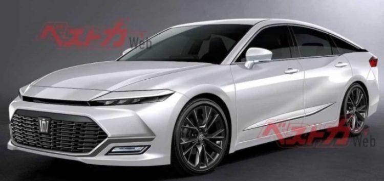 Toyota Crown залишиться седаном