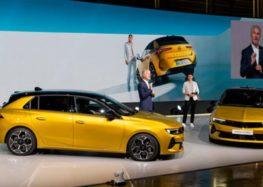 Opel розповів технічні характеристики нового Opel Astra