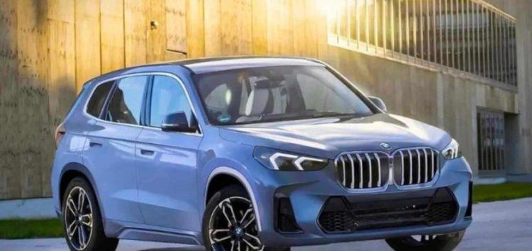 У інтернеті були помічені шпигунські фото салону нового BMW X1
