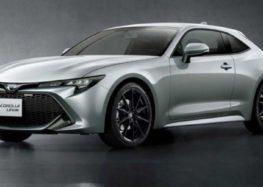 Toyota продемонструвала нову потужну Corolla