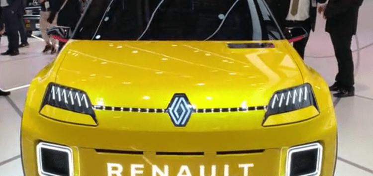 У Мюнхені продемонстрували Renault 5