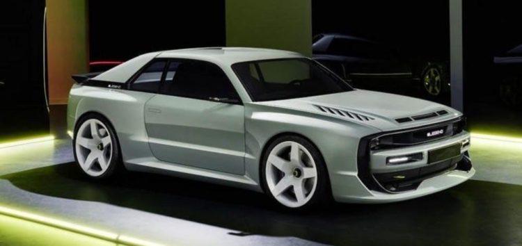 У Мюнхені показали електричне авто в стилі Audi Quattro