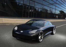 Hyundai поповнить сімейство Ioniq мініатюрним електрокросовером