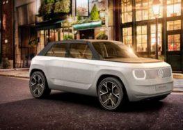 Volkswagen випустив крихітний електрокар ID LIFE