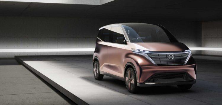 Анонсовано спільний електричний автомобіль Nissan-Mitsubishi