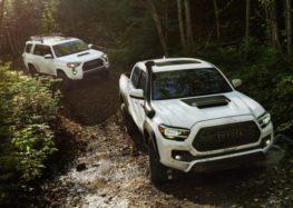 Toyota дасть всім рамним позашляховикам і пікапам одну платформу