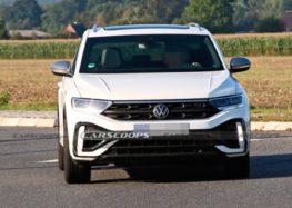 Шпигуни розгледіли оновлені версії VW T-Roc