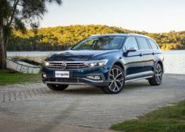 Продемонстрували новий Volkswagen Passat Alltrack