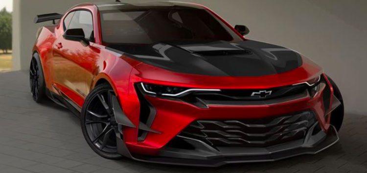 Chevrolet готує фінальну версію Camaro