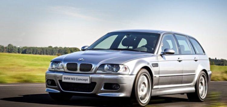 BMW M3 зняли на Нюрбургринзі